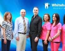 Dental staff at Whitehall Dental Associates in Whitehall, PA